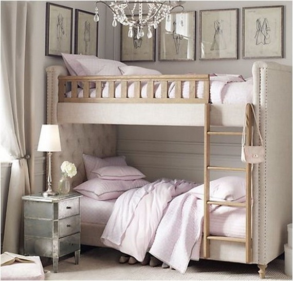 Vibrant and Lively Twin- Kids Bedroom Designs_02