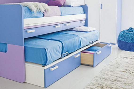 Vibrant and Lively Twin- Kids Bedroom Designs_23