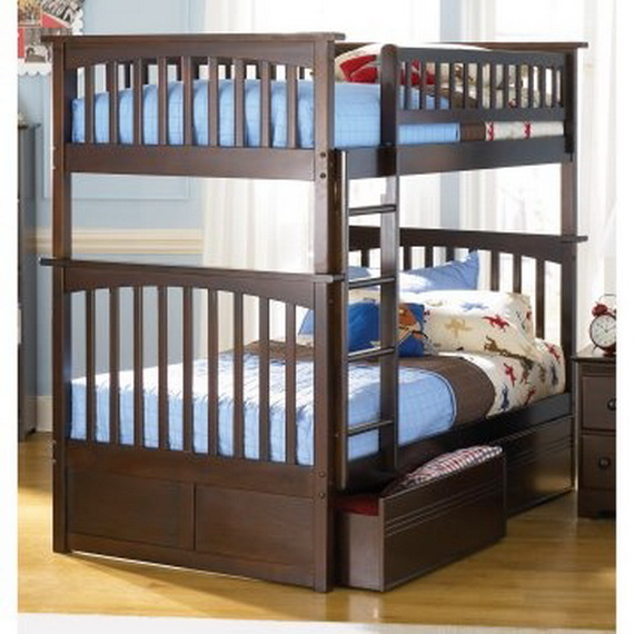 Vibrant and Lively Twin- Kids Bedroom Designs_25