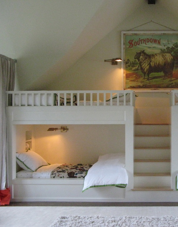 Vibrant and Lively Twin- Kids Bedroom Designs_26