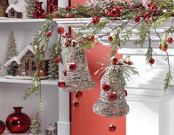 2014 RAZ Aspen Sweater Christmas Decorating Ideas_007