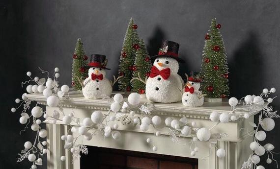 2014 RAZ Aspen Sweater Christmas Decorating Ideas_024