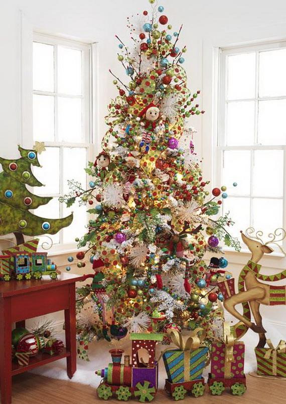 2014 RAZ Aspen Sweater Christmas Decorating Ideas_029