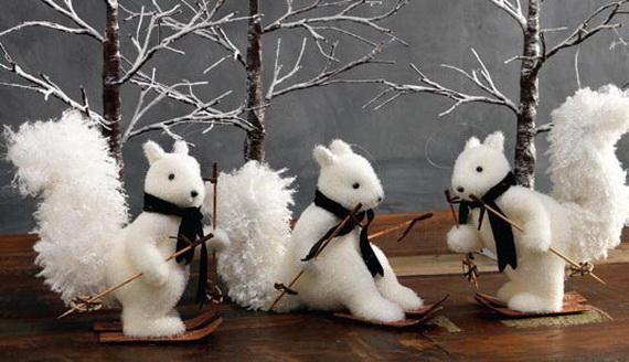2014 RAZ Aspen Sweater Christmas Decorating Ideas_031