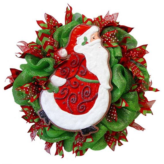 2014 RAZ Aspen Sweater Christmas Decorating Ideas_046