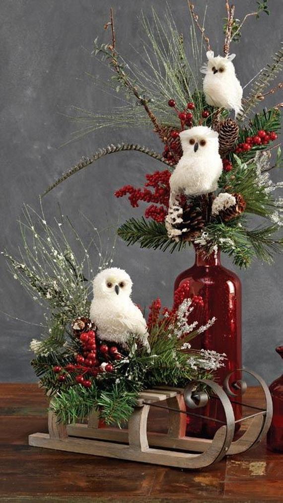 2014 RAZ Aspen Sweater Christmas Decorating Ideas_052