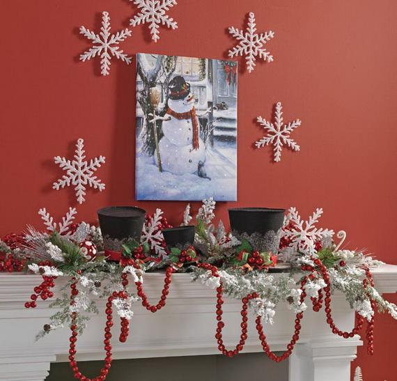 2014 RAZ Aspen Sweater Christmas Decorating Ideas_057