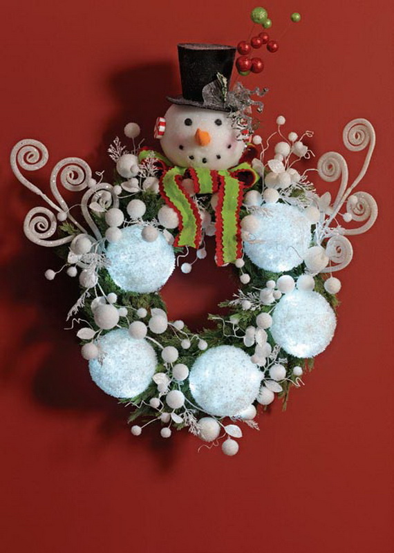 2014 RAZ Aspen Sweater Christmas Decorating Ideas_059