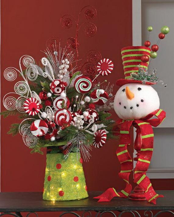 2014 RAZ Aspen Sweater Christmas Decorating Ideas_064