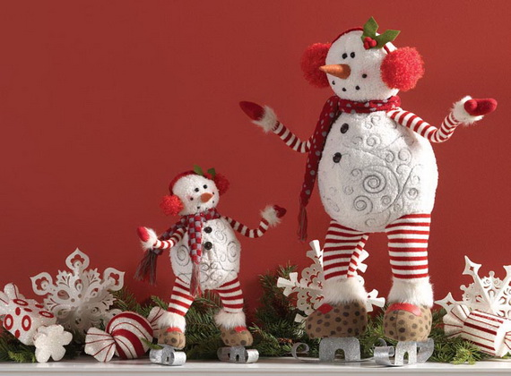 2014 RAZ Aspen Sweater Christmas Decorating Ideas_066