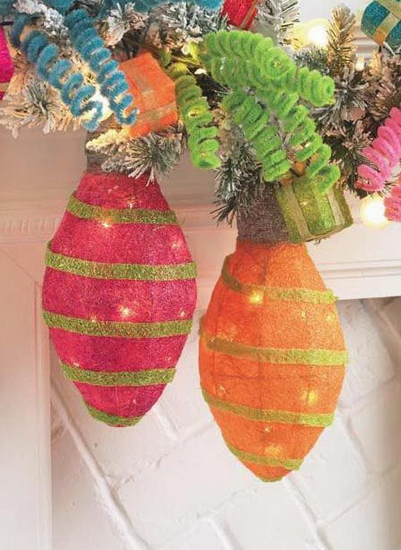 2014 RAZ Aspen Sweater Christmas Decorating Ideas_070