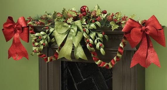 2014 RAZ Aspen Sweater Christmas Decorating Ideas_079