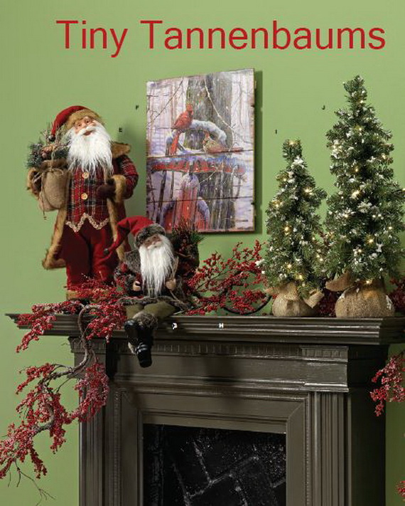 2014 RAZ Aspen Sweater Christmas Decorating Ideas_100