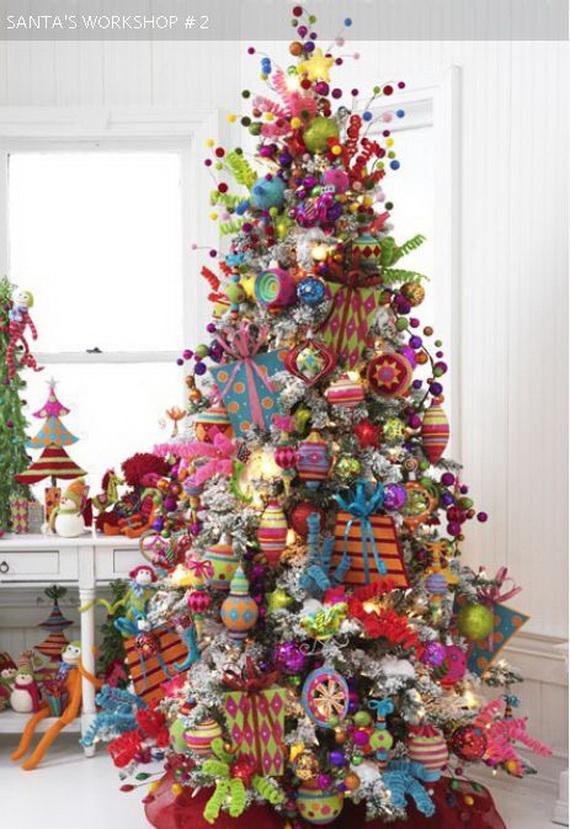 2014 RAZ Aspen Sweater Christmas Decorating Ideas_106