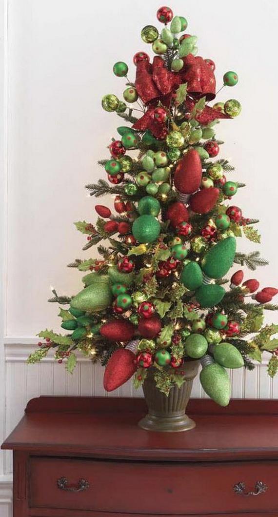 2014 RAZ Aspen Sweater Christmas Decorating Ideas_107