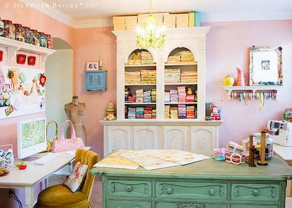 practical craft ideas 50 amazing and practical craft room design ideas and 2735
