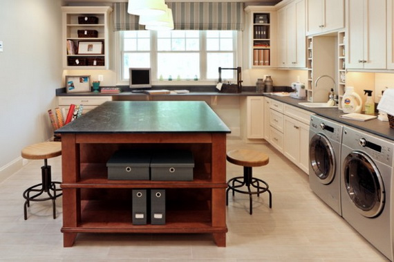 Craft And Laundry Room Designs_07