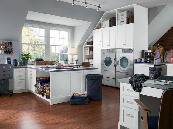 Craft And Laundry Room Designs_13