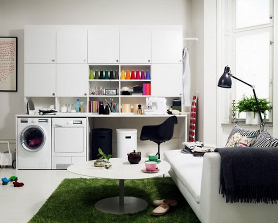 Craft And Laundry Room Designs_89