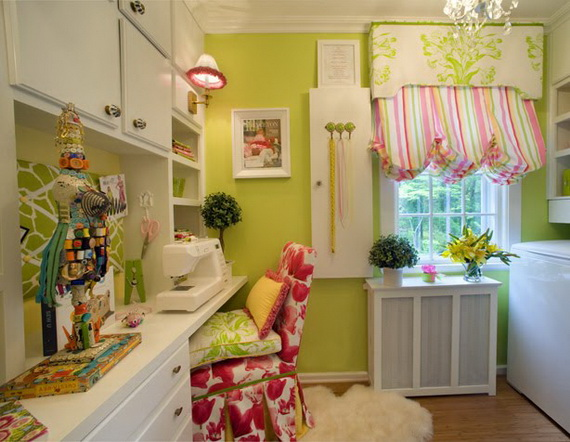 Craft And Laundry Room Designs_91