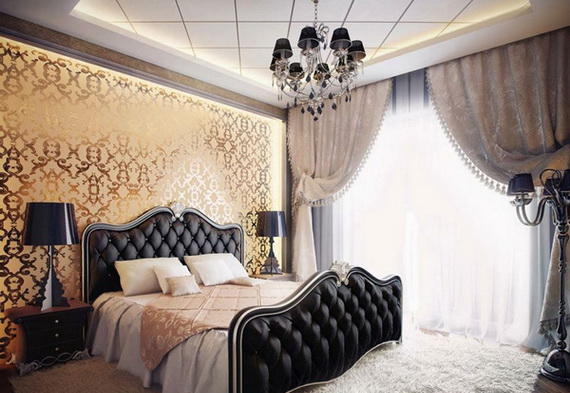 Elegant Bedroom design Ideas With A Lovely Color Scheme _07