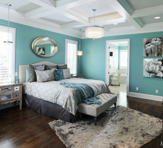 Elegant Bedroom design Ideas With A Lovely Color Scheme _25