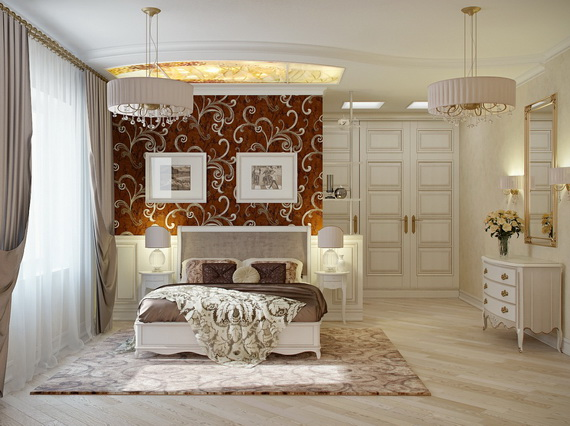 Elegant Bedroom design Ideas With A Lovely Color Scheme _28