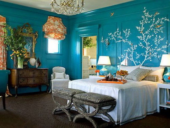 Elegant Bedroom design Ideas With A Lovely Color Scheme _30