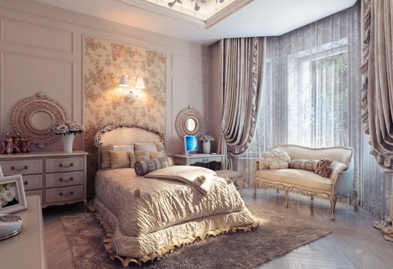 Elegant Bedroom design Ideas With A Lovely Color Scheme _32
