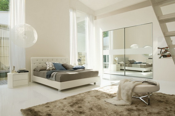 Elegant Bedroom design Ideas With A Lovely Color Scheme _40