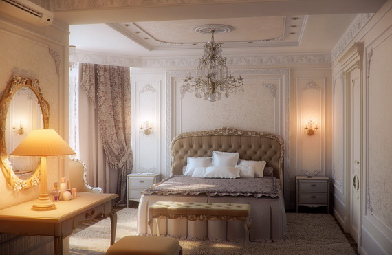 Elegant Bedroom design Ideas With A Lovely Color Scheme _44