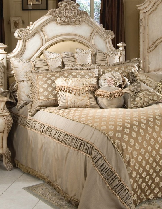 Elegant Bedroom design Ideas With A Lovely Color Scheme _46