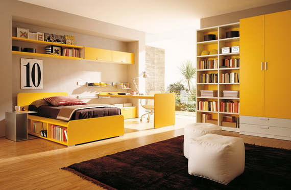 Elegant Bedroom design Ideas With A Lovely Color Scheme _47