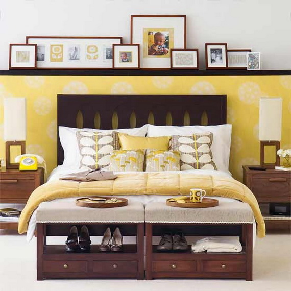 Elegant Bedroom design Ideas With A Lovely Color Scheme _50