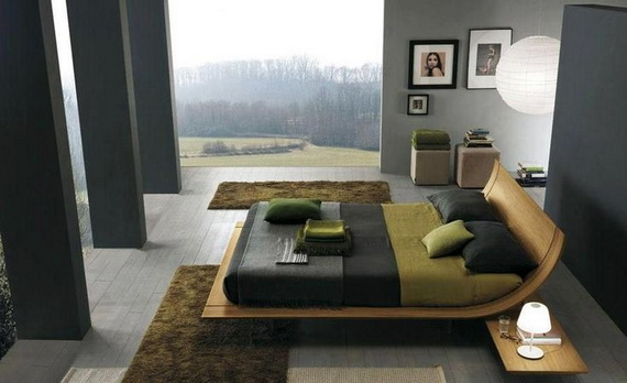Elegant Bedroom design Ideas With A Lovely Color Scheme _70