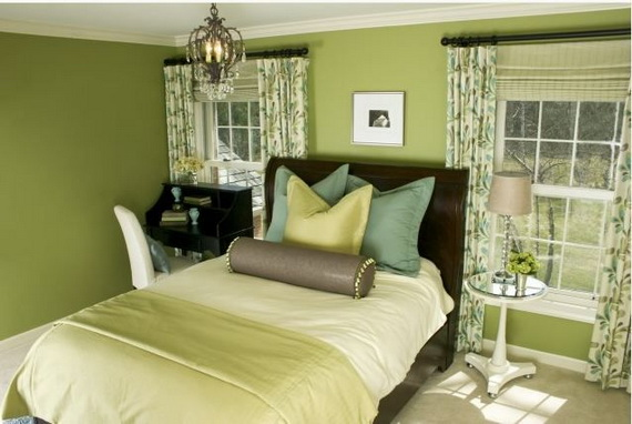 Elegant Bedroom design Ideas With A Lovely Color Scheme _75