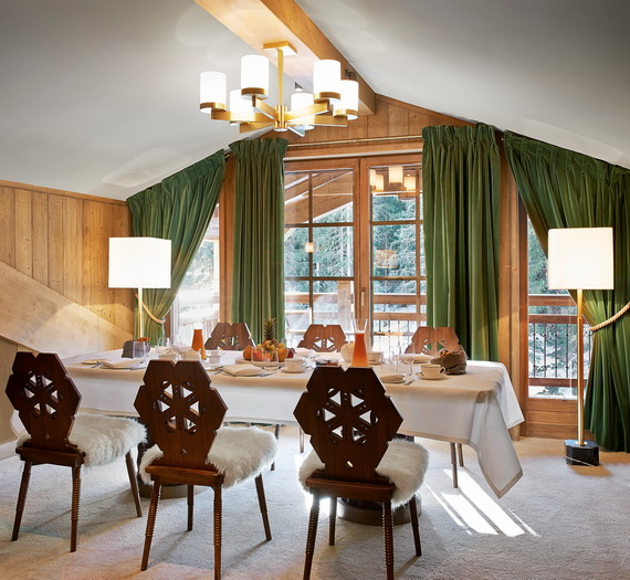 Five-star Courchevel- L'Apogée A New Luxury Hotel _08