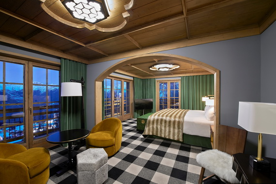 Five-star Courchevel- L'Apogée A New Luxury Hotel _2