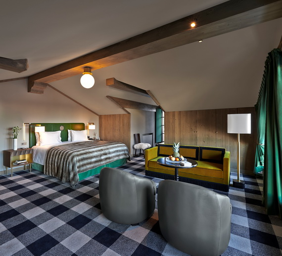 Five-star Courchevel- L'Apogée A New Luxury Hotel _4