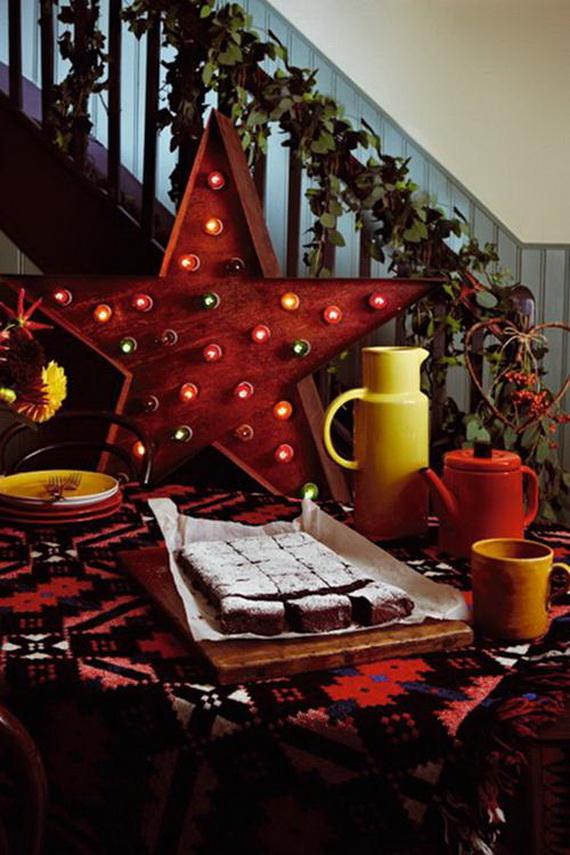Fresh Festive Christmas Entryway Decorating Ideas_06