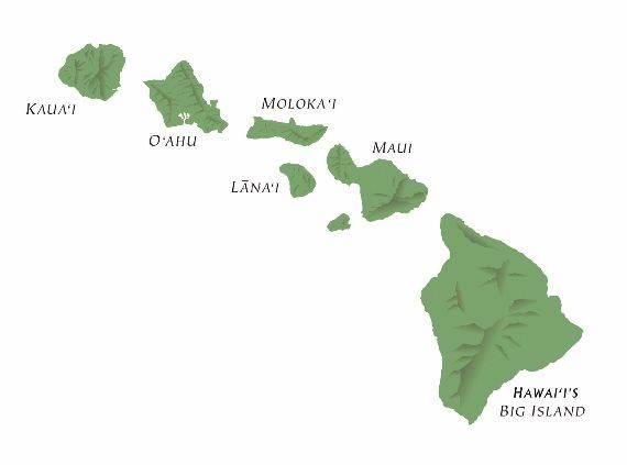 Hawaiian Islands (1)