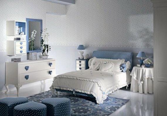 Heart Themed Interior Decor Kids Room Ideas_04