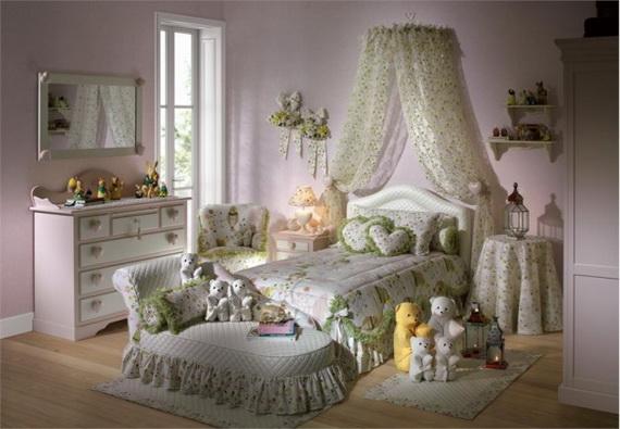 Heart Themed Interior Decor Kids Room Ideas_26