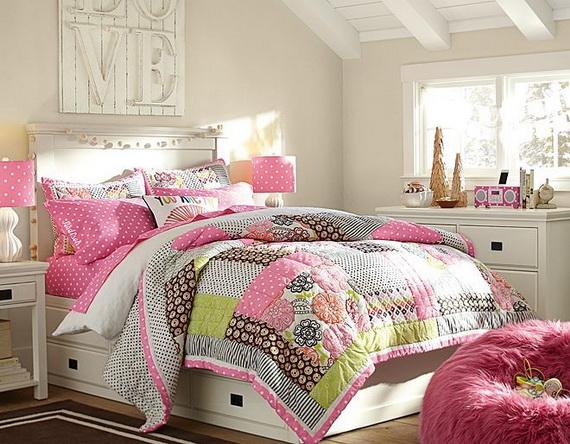 Inspire2014 Pink Bedroom  (14)