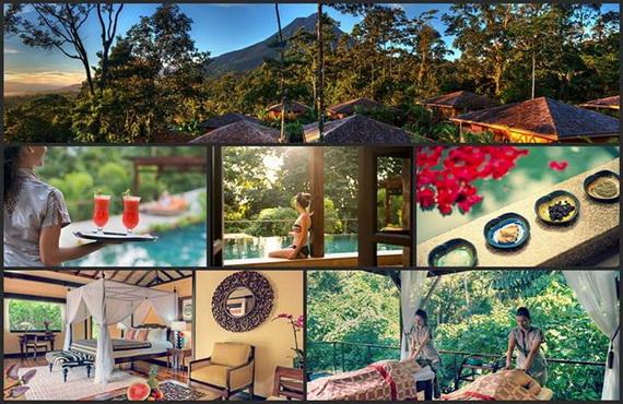 Luxurious Rainforest Experience Nayara Springs, Costa Rica_07