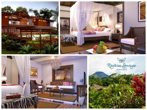 Luxurious Rainforest Experience Nayara Springs, Costa Rica_16