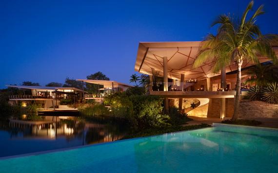 Rosewood Mayakoba Named Top Resort in Mexico _20