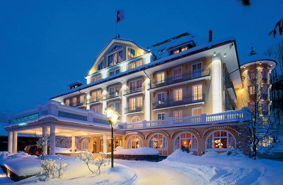 five star hotel in the Center of Gstaad  Le Grand Bellevue_08