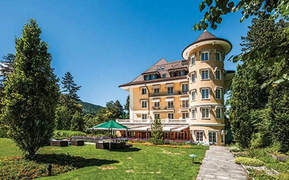 five star hotel in the Center of Gstaad  Le Grand Bellevue_34
