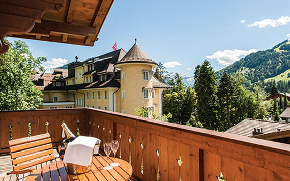 five star hotel in the Center of Gstaad  Le Grand Bellevue_37
